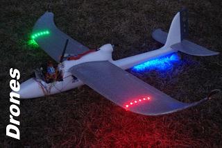 Drone EasyStar Sliding door image