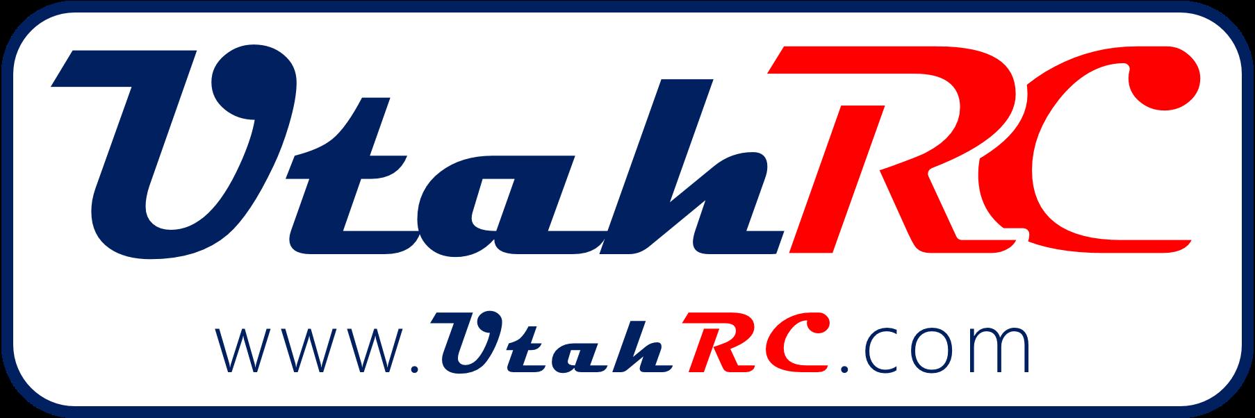 UtahRC.com Banner - White